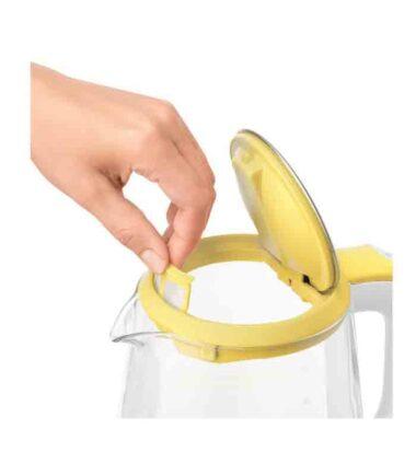 Kuvalo za vodu žuto