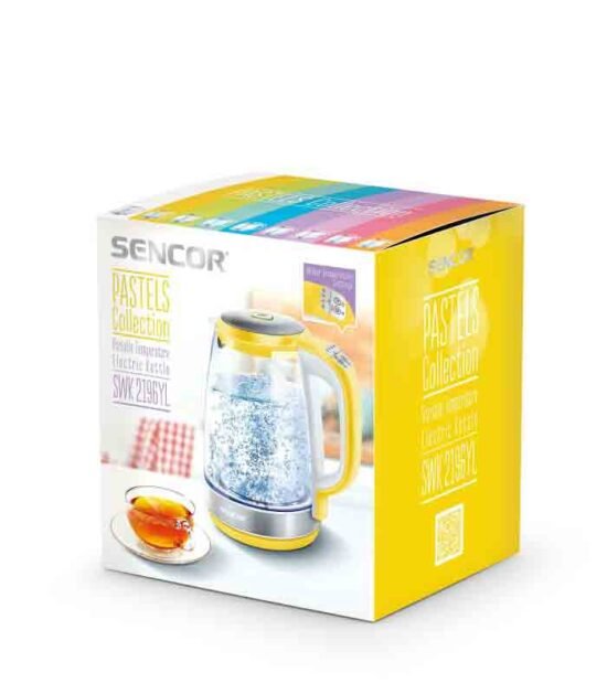 Kuvalo za vodu žuto SENCOR SWK 2196YL kuvalo