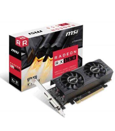 Grafička karta MSI AMD Radeon RX 550 4GB 128bit RX550 4GT LP OC