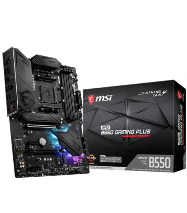 MSI MPG B550 GAMING PLUS matična ploča