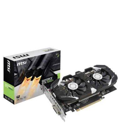 Grafička kartica MSI nVidia GeForce GTX 1050 Ti 4GB 128bit GTX 1050 Ti 4GT OC