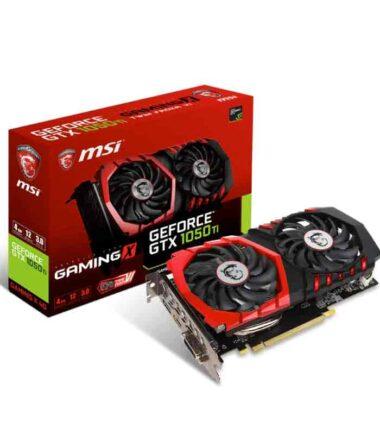 Grafička kartica MSI nVidia GeForce GTX 1050 Ti 4GB 128bit GTX 1050 Ti GAMING X 4G
