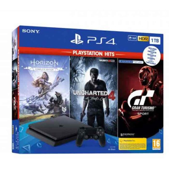 PlayStation PS4 1TB Hits Bundle