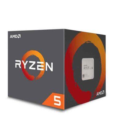 Procesor AMD Ryzen 5 2600X 6 cores 3.6GHz (4.2GHz) Box