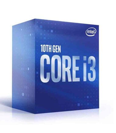 Procesor INTEL Core i3-10100 4 cores 3.6GHz (4.3GHz) Box