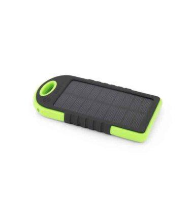 SOLARNI PUNJAČ za telefon Prenosna baterija 5200mAh