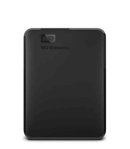 "WD Elements Portable 5TB 2.5"" eksterni hard disk WDBU6Y0050BBK"
