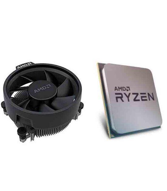 AMD Ryzen 3 PRO 4350G 4 cores