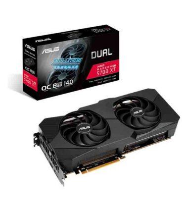 Grafička karta ASUS AMD Radeon dual RX 5700 XT 8GB 256bit dual DUAL-RX5700XT-O8G-EVO