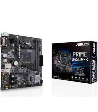 ASUS PRIME B450M-K matična ploča AMD