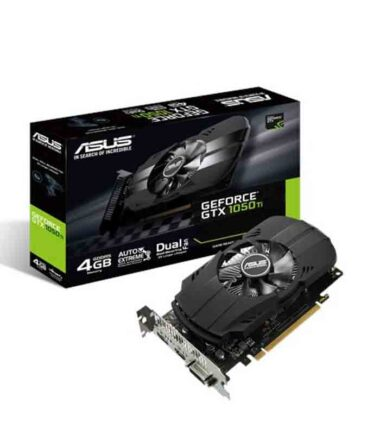 ASUS nVidia GeForce GTX 1050 Ti 4GB 128bit PH-GTX1050TI-4G