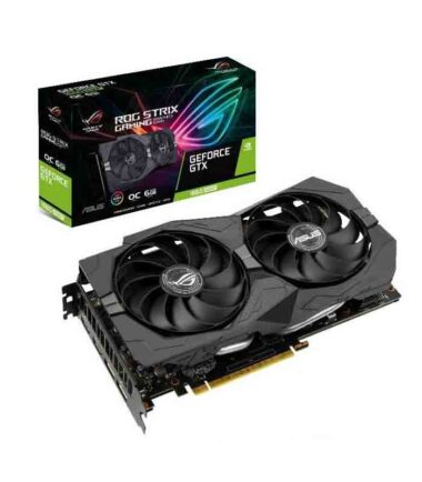 ASUS nVidia GeForce GTX 1660 SUPER 6GB 192bit ROG-STRIX-GTX1660S-O6G-GAMING