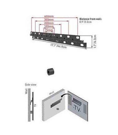 BARKAN E304 LCD TV zidni nosač do 13 - 58