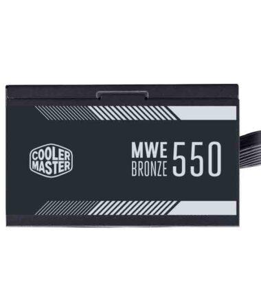 COOLER MASTER MWE Bronze V2 550W napajanje