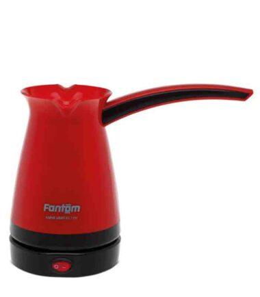 FANTOM KS 7200 Električna džezva za kafu crvena