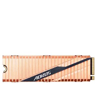 GIGABYTE 1TB M.2 PCIe Gen4 x4 NVMe AORUS SSD GP-ASM2NE6100TTTD