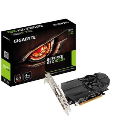 GIGABYTE nVidia GeForce GTX 1050 Ti 4GB 128bit GV-N105TOC-4GL rev.1.0