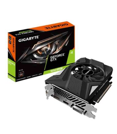 GIGABYTE nVidia GeForce GTX 1650 SUPER 4GB 128bit GV-N165SOC-4GD 1.0