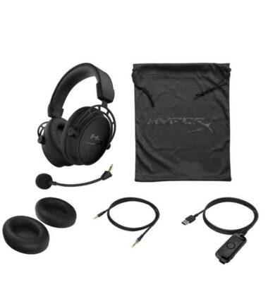 KINGSTON HX-HSCAS-BK WW HyperX Cloud Alpha S 7.1 Gaming slušalice
