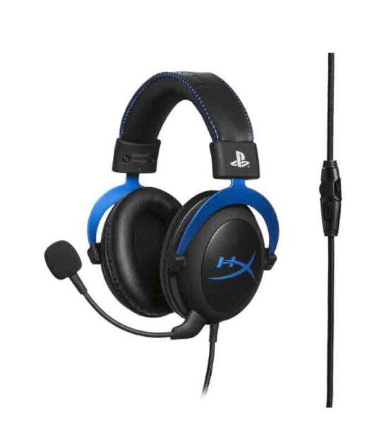 KINGSTON HX-HSCLS-BL EM Cloud Gaming HyperX slušalice sa mikrofonom