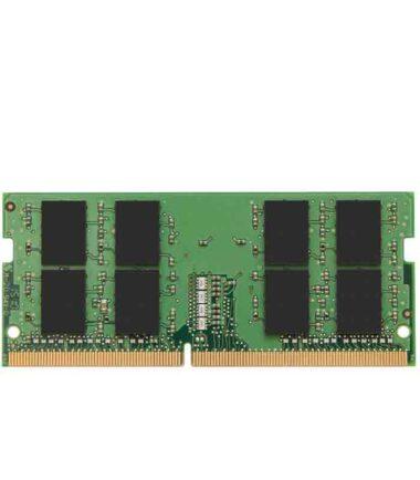 KINGSTON SODIMM DDR4 16GB 2666MHz KVR26S19S8/16BK memorija za laptop