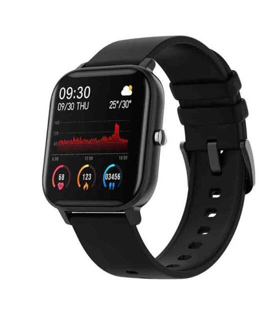 Kronos Smart Watch Black