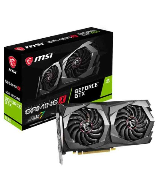 MSI nVidia GeForce GTX 1650 4GB 128bit GTX 1650 D6 GAMING X