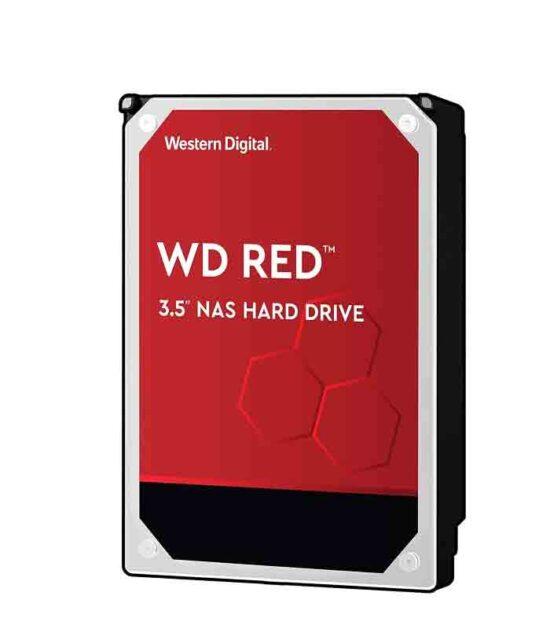 """WD 3TB 3.5"""" SATA III 64MB IntelliPower WD30EFAX Red"""
