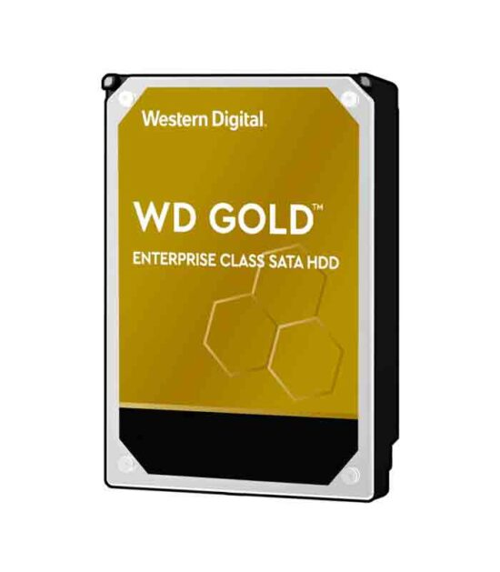 "WD 6TB 3.5"" SATA III 256MB 7.200 WD6003FRYZ Gold DC"