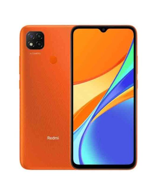 XIAOMI Redmi 9C Sunrise Orange 3+64GB