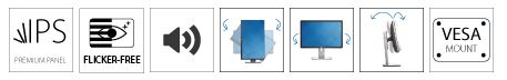 BENQ monitor IPS LED BL2381T