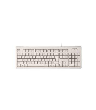 A4 TECH KM-720 USB US bela tastatura