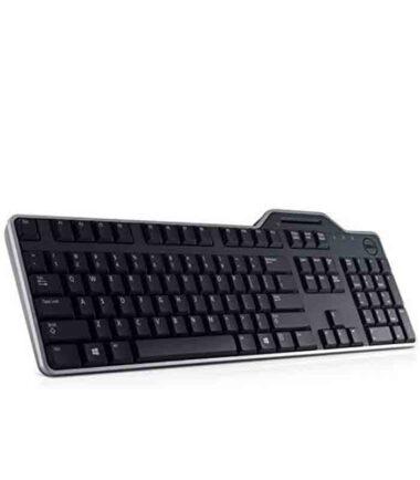 DELL Tastatura KB-813 Smartcard USB US crna