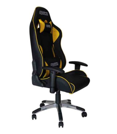Gaming stolica Spawn Champion Series žuta