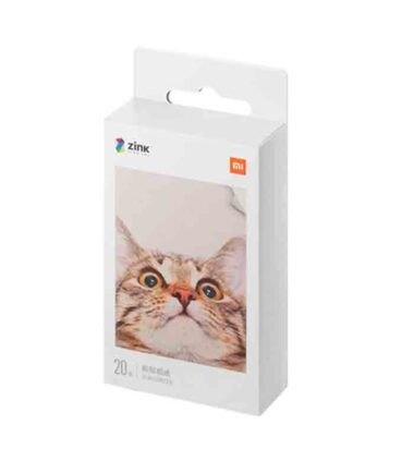 XIAOMI MI portable photo printer paper 2x3 - inch