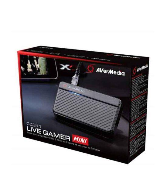 AVERMEDIA GC311 Live mini gaming video snimač
