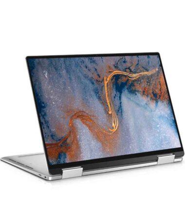 """DELL XPS 7390 2-u-1 13.4"""" 4K Touch i7-1065G7 32GB 1TB SSD Intel Iris Plus Backlit Win10Pro srebrni"""