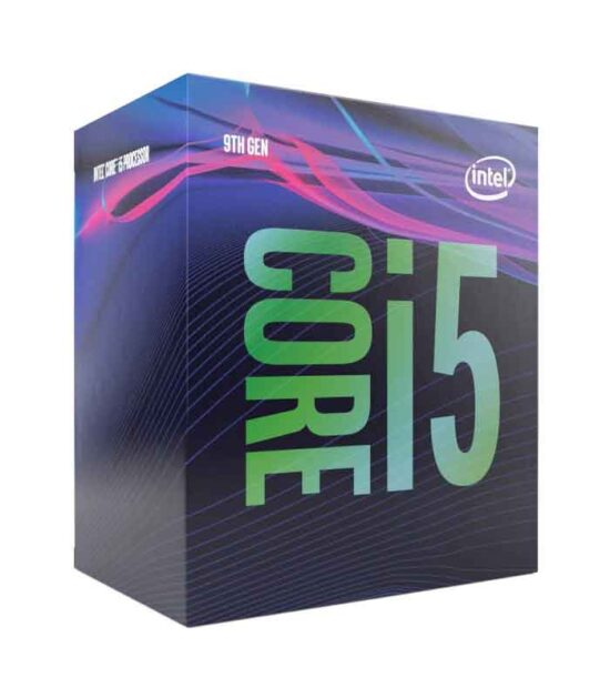 INTEL Core i5-9600 6-Core 3.1GHz (4.6GHz) Box