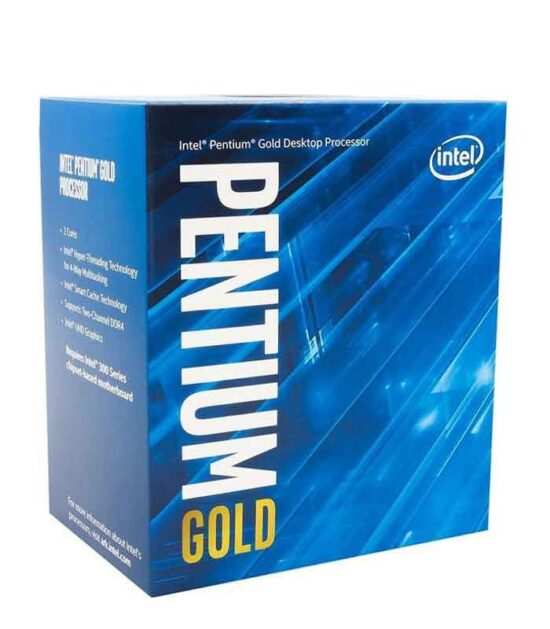 INTEL Pentium Gold G6400 2-Core 4.0GHz Box