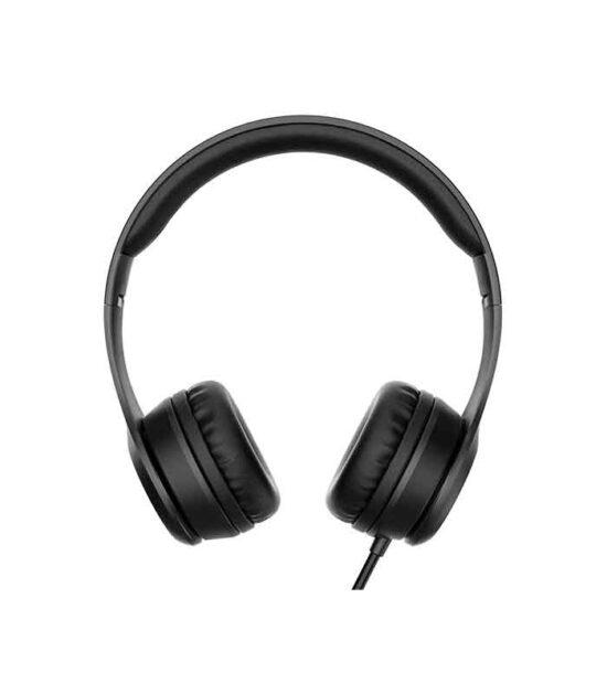 Moye Enyo slušalice sa mikrofonom crne