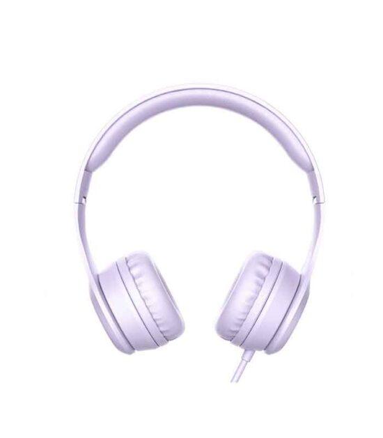 Moye Enyo slušalice sa mikrofonom ljubičaste