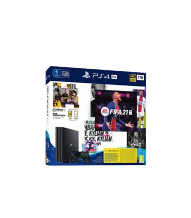 PlayStation PS4 1TB Pro + DS4 + FIFA 21