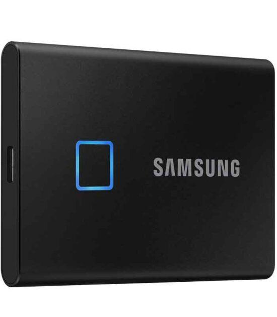 SAMSUNG Portable T7 Touch 1TB crni eksterni SSD MU-PC1T0K