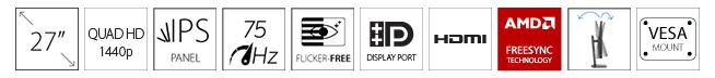 275E1S/00 LCD monitor