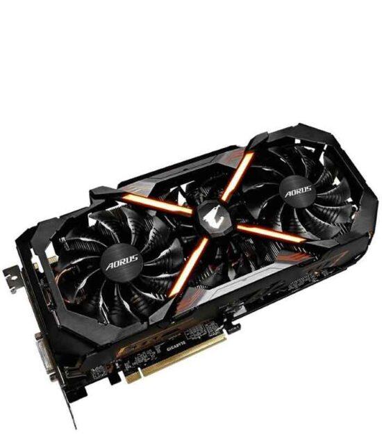 GIGABYTE nVidia GeForce GTX 1080 Ti 11GB 352bit GV-N108TAORUS X-11GD 1.0 bulk OUTLET