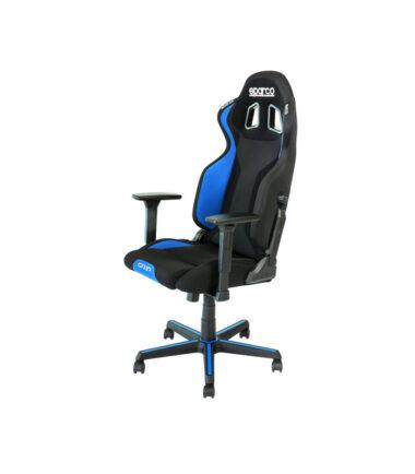GRIP Gaming poslovna stolica crno plava