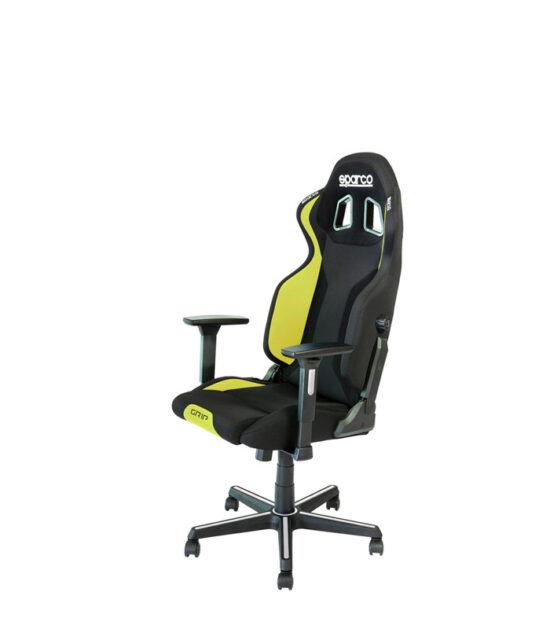 GRIP Gaming poslovna stolica crno žuta