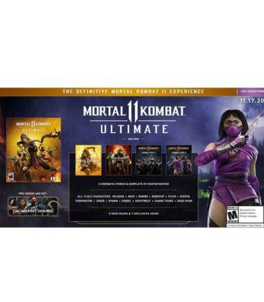 PS5 Mortal Kombat 11 Ultimate Edition