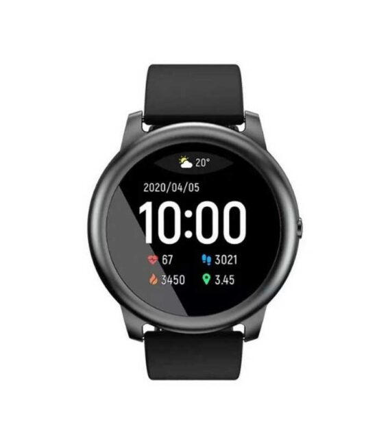 XIAOMI Haylou Smart Watch LS05 crni pametni sat