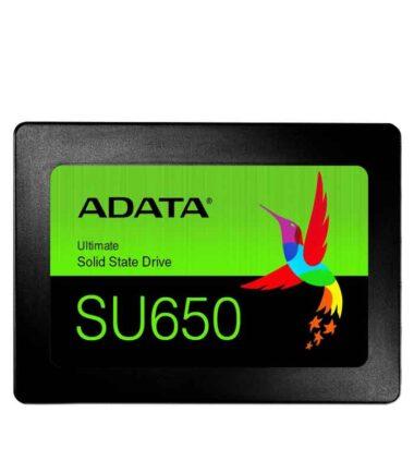 "A-DATA 120GB 2.5"" SATA III ASU650SS-120GT-R SSD"